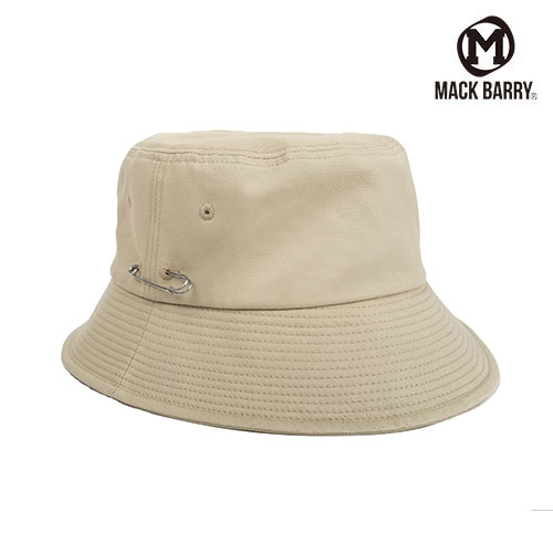 MCBRY BUCKET HAT BEIGE